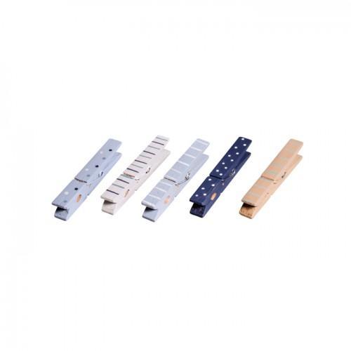 Clothespins x 10 - Maritime