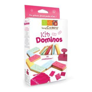 Kit de galletas Dominó