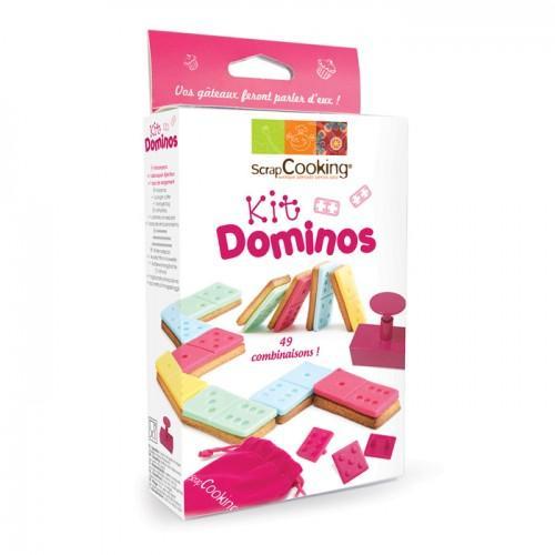 Kit de galletas Dominó