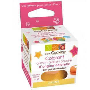 Colorant alimentaire Jaune