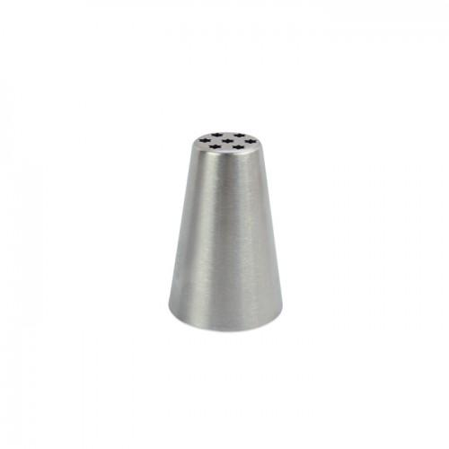 Stainless steel Russian icing nozzle - Dahlia