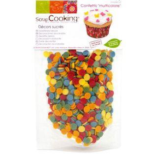 Décors sucrés confettis