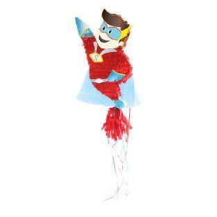 Piñata Super Hero