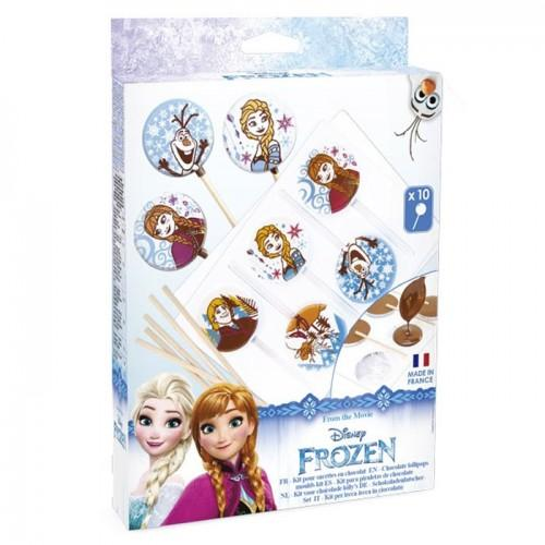 Lollipops moulds - Frozen