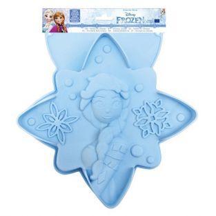 Molde de torta Estrella - Frozen El Reino de Hielo