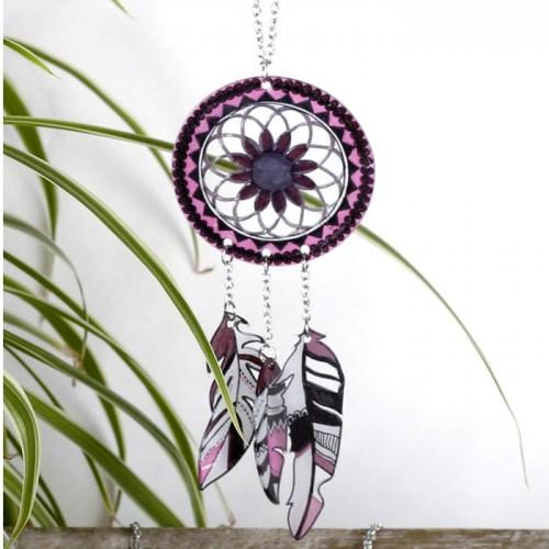 Shrink Plastic Jewelry Kit - Dream Catcher
