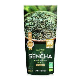 Organic Sencha green tea 85 g