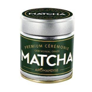 Thé Matcha de cérémonie Premium 30 g