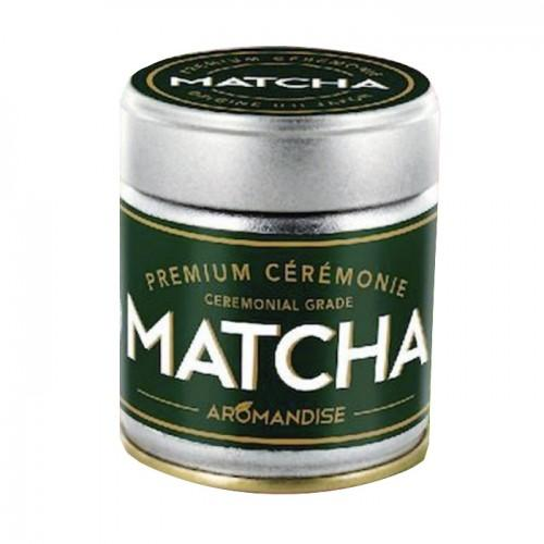 Premium Matcha Ceremony green tea 30 g