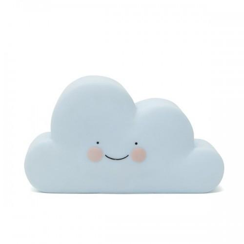 Child's Night Light - blue cloud