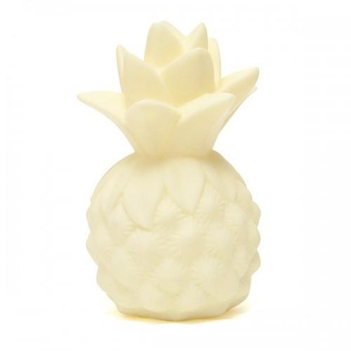 Child's Night Light - beige pineapple