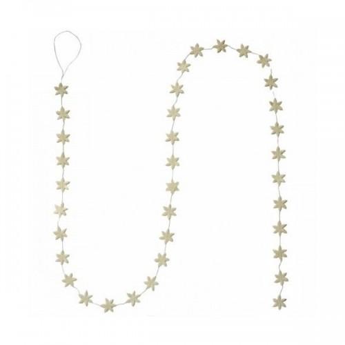 Stars Garland 1.50 m - off-white