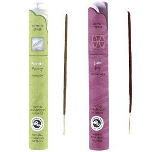 Ayurvedic incense 32 sticks - Joy & Purity