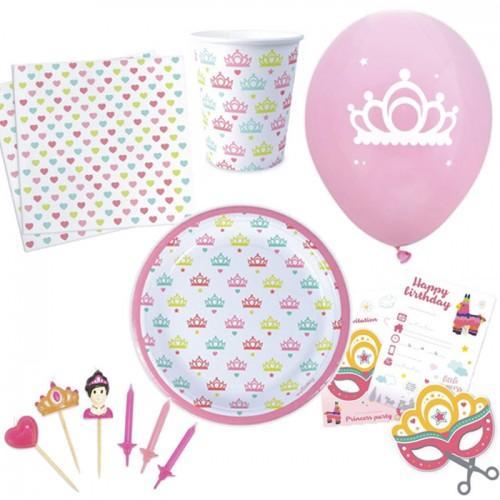 Birthday set - Princess