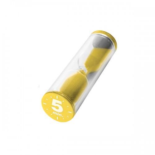 Yellow Hourglass 5 minutes - Dexam