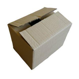 5 cajas de cartón de 20 x 15 x 11 cm