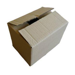 10 cajas de cartón de 20 x 15 x 11 cm