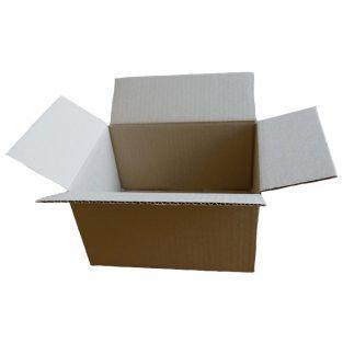 5 petits cartons d'emballage 16 x 12 x 11 cm
