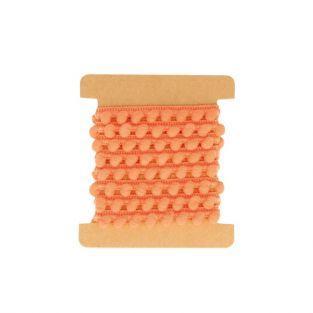 Cinta con borlas 1 m - Naranja