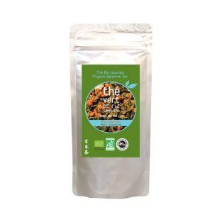 Thé vert Bio et riz complet Genmaicha
