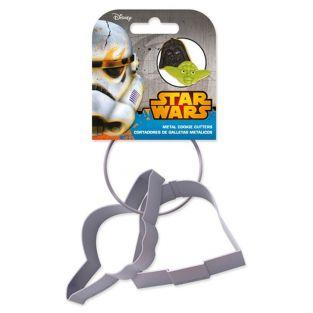 Star Wars metal Cookie Cutter
