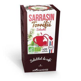 Sarrasin torréfié - Sobacha - 20 sachets