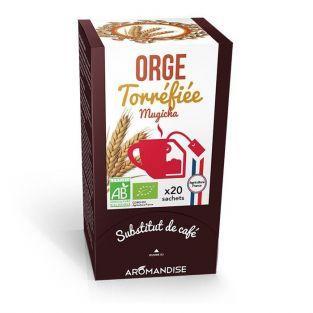 Orge torréfiée - Mugicha - 20 sachets
