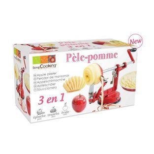 Pèle-pomme 3 en 1