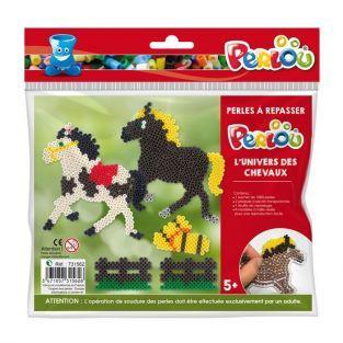 Ironing beads kit - Horses