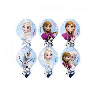 20 decoraciones de oblea para Cupcakes - Frozen