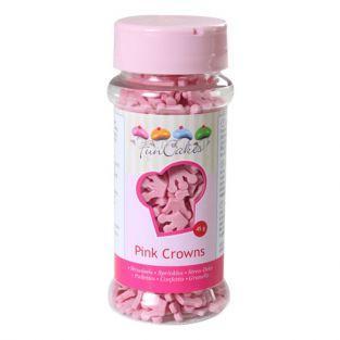 Decoraciones azucaradas Coronas de  princesa - 45 g