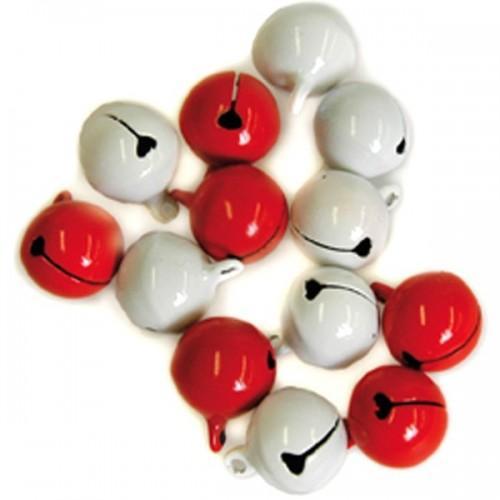 Grelots Blancs et Rouges