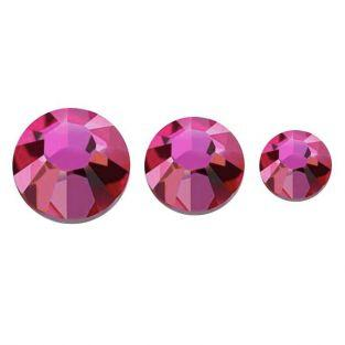 Pierres strass ? coller - Rose