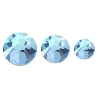 Pierres strass ? coller - Turquoise
