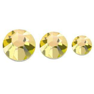 Sticky Rhinestones - Gold