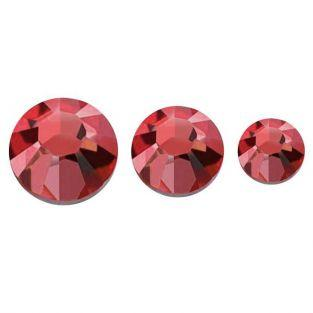 Pierres strass ? coller - Rouge