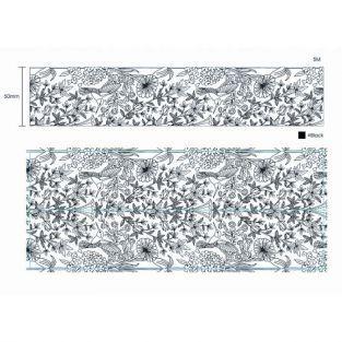 XL Washi tape to decorate - Birds