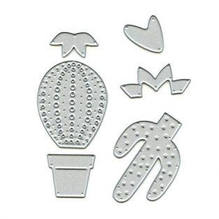 Thinlits Cutting die for Sizzix - Cactus