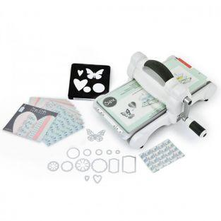 Kit de d?marrage Machine de d?coupe Big Shot - Sizzix