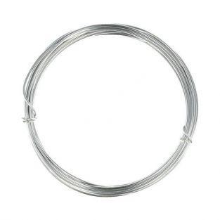 Alambre de aluminio para tejer - 1,5 mm x 5 m