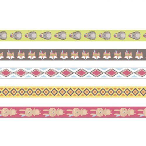 5 Masking tapes 5 m x 1,5 cm - Totem Grand Manitou