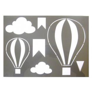 Stencil - Balloon