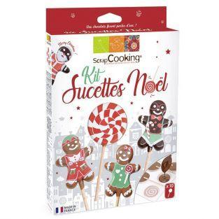 Kit de piruletas de Navidad