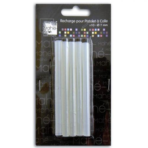 10 glue sticks ? 7 mm for glue gun