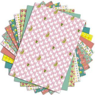 48 feuilles ? scrapbooking Animaux - A4