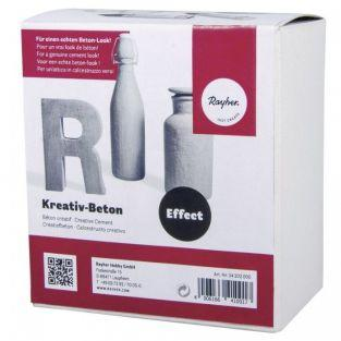Concrete effect paste kit