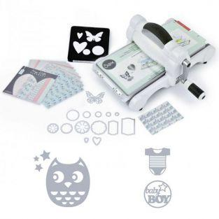 Sizzix Big Shot Starter Kit - Birth edition
