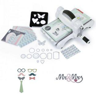 Sizzix Big Shot Starter Kit - Wedding Edition