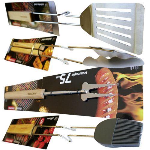 Set de utensilios de barbacoa