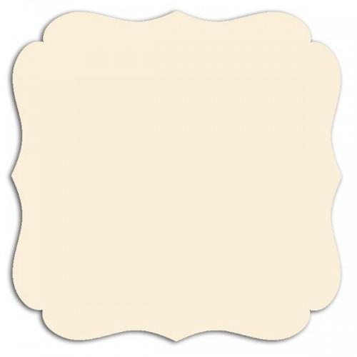 Etiquettes papier - Baroque